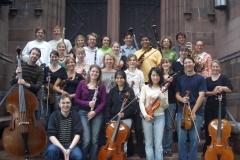 2007 vor der Dreikönigskirche