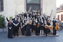 2010 vor der Johanniskirche