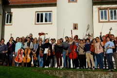 Probenwochenende im Kloster Höchst 2019